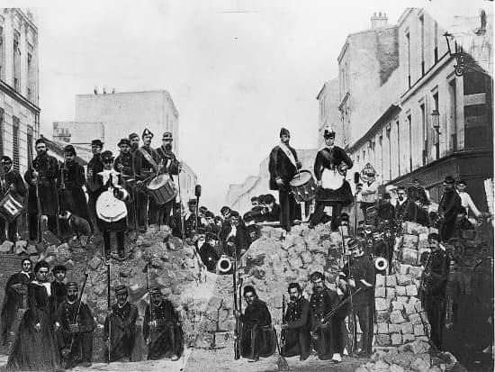 La Commune de Paris, 1871 Commun11
