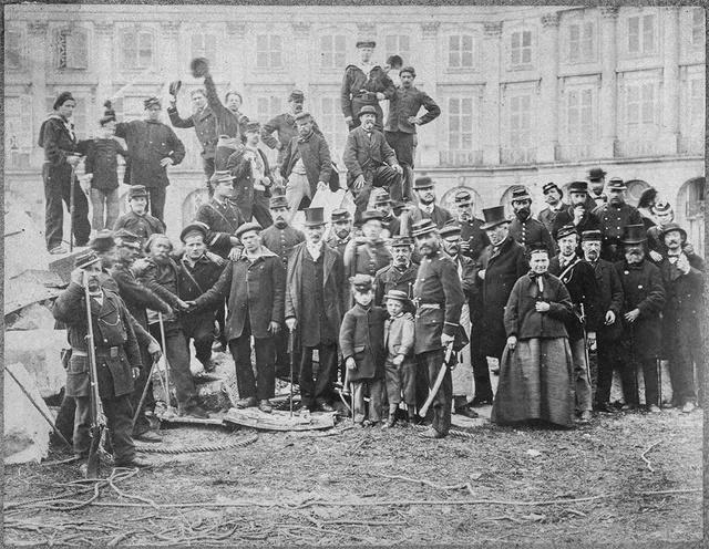 La Commune de Paris, 1871 Foulea10