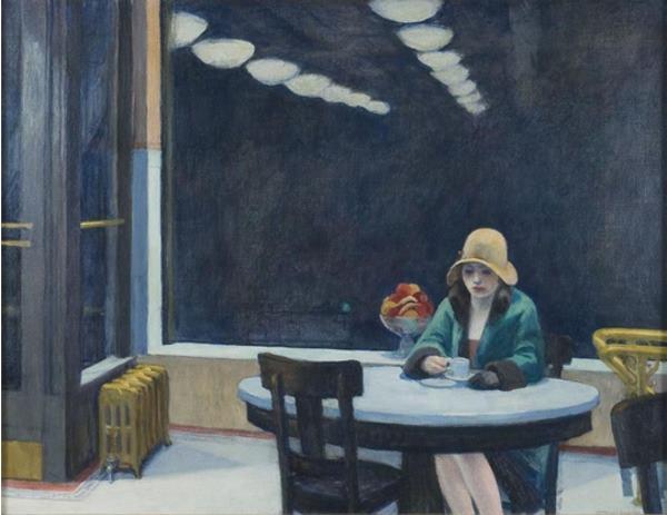 Eva Bester et la mélancolie Hopper10