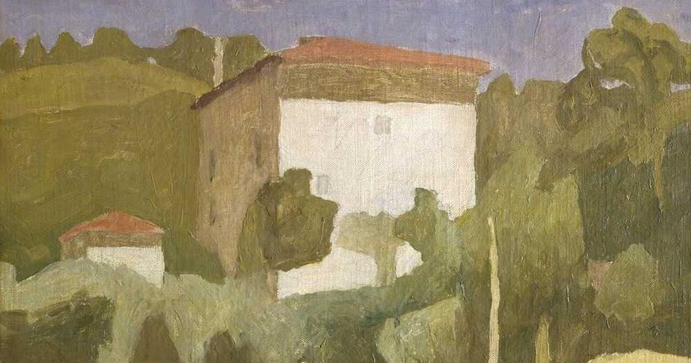 Rome et les peintres paysagistes - Page 3 Morand10