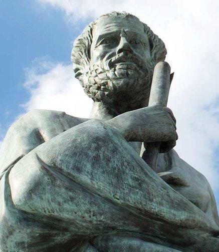 Konfucius vs Sokrates Sokrat10