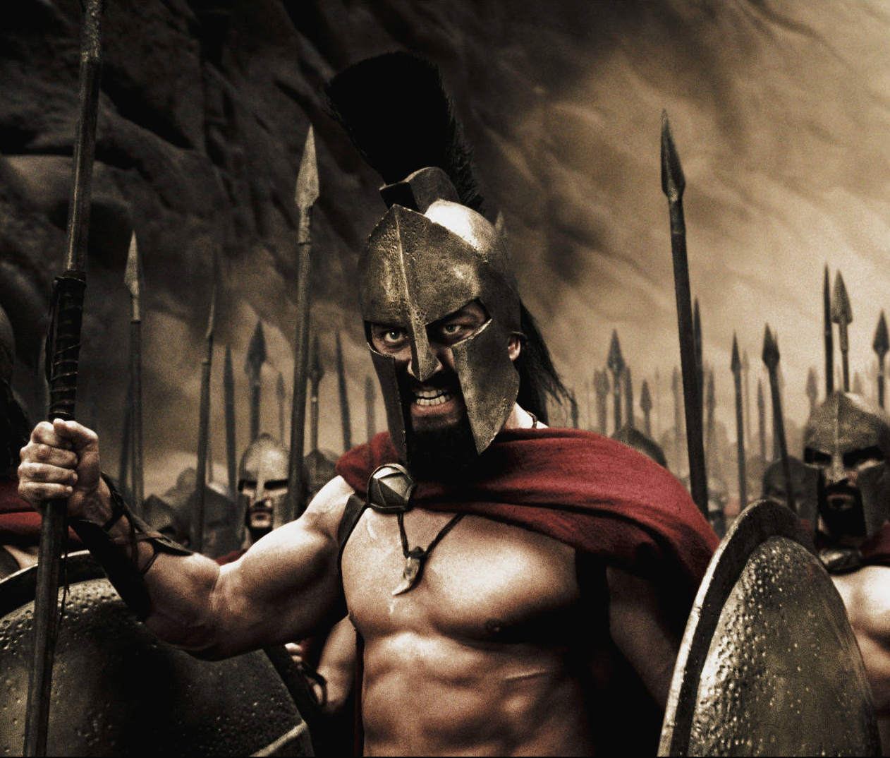 Spartakus vs Leonidas Ssggs10