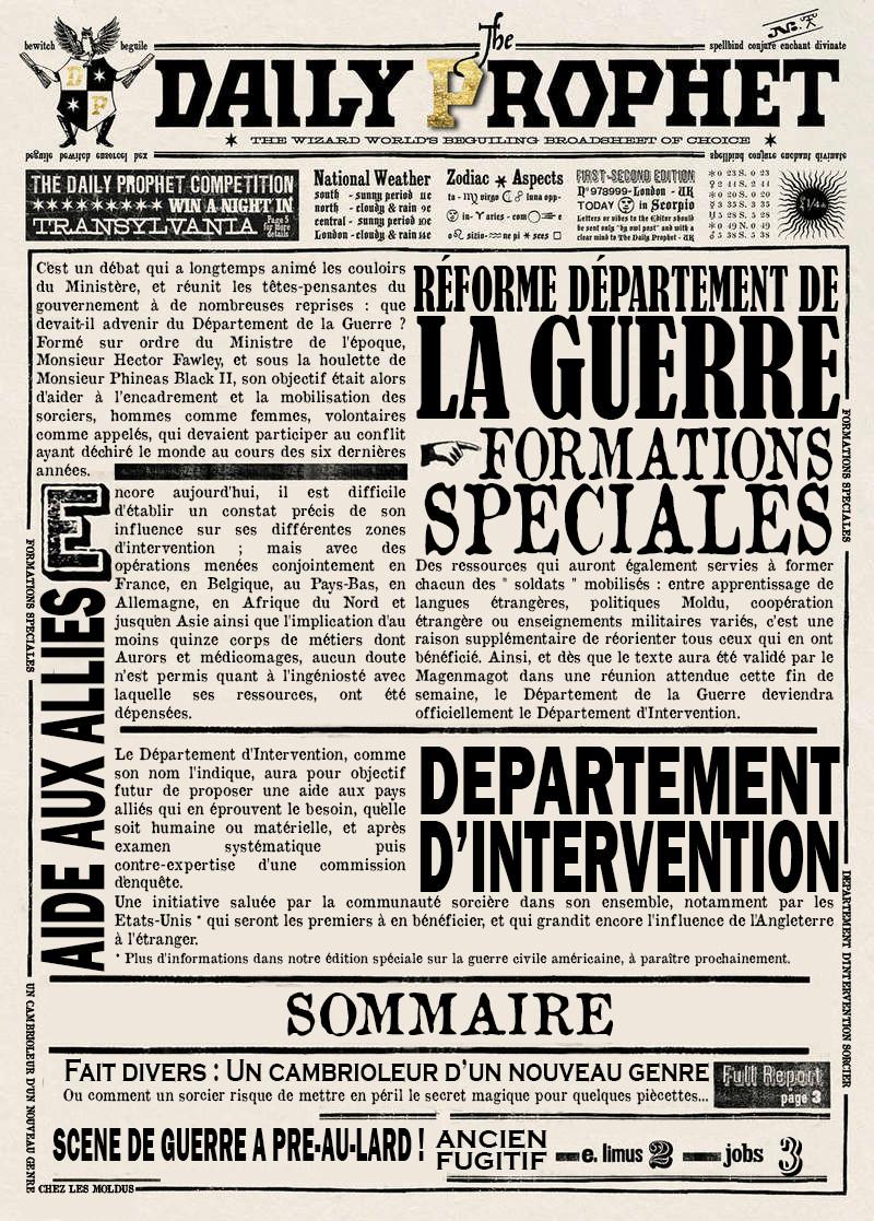 [ANNEXE] Anciennes Gazettes 15678012
