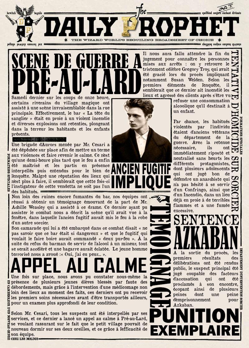 [ANNEXE] Anciennes Gazettes 15678013