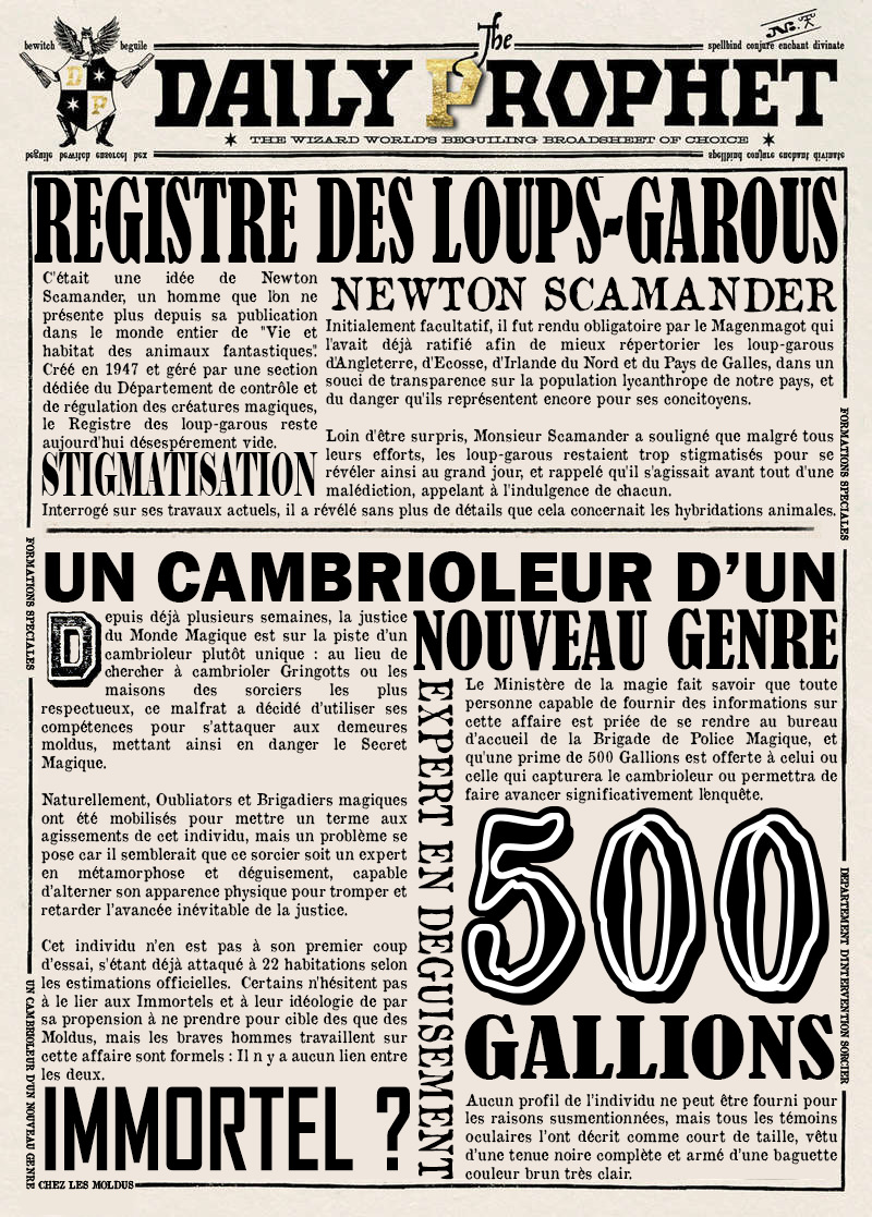 [ANNEXE] Anciennes Gazettes 15678014