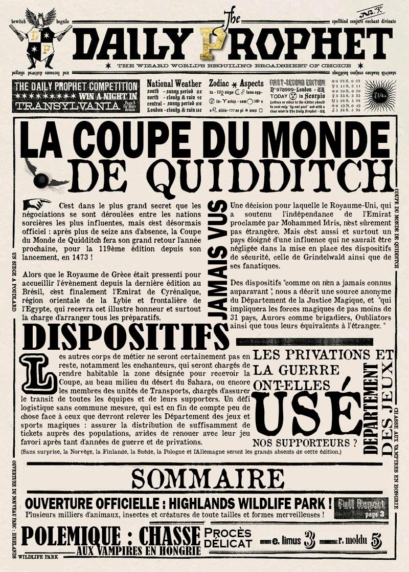 [ANNEXE] Anciennes Gazettes 15678110