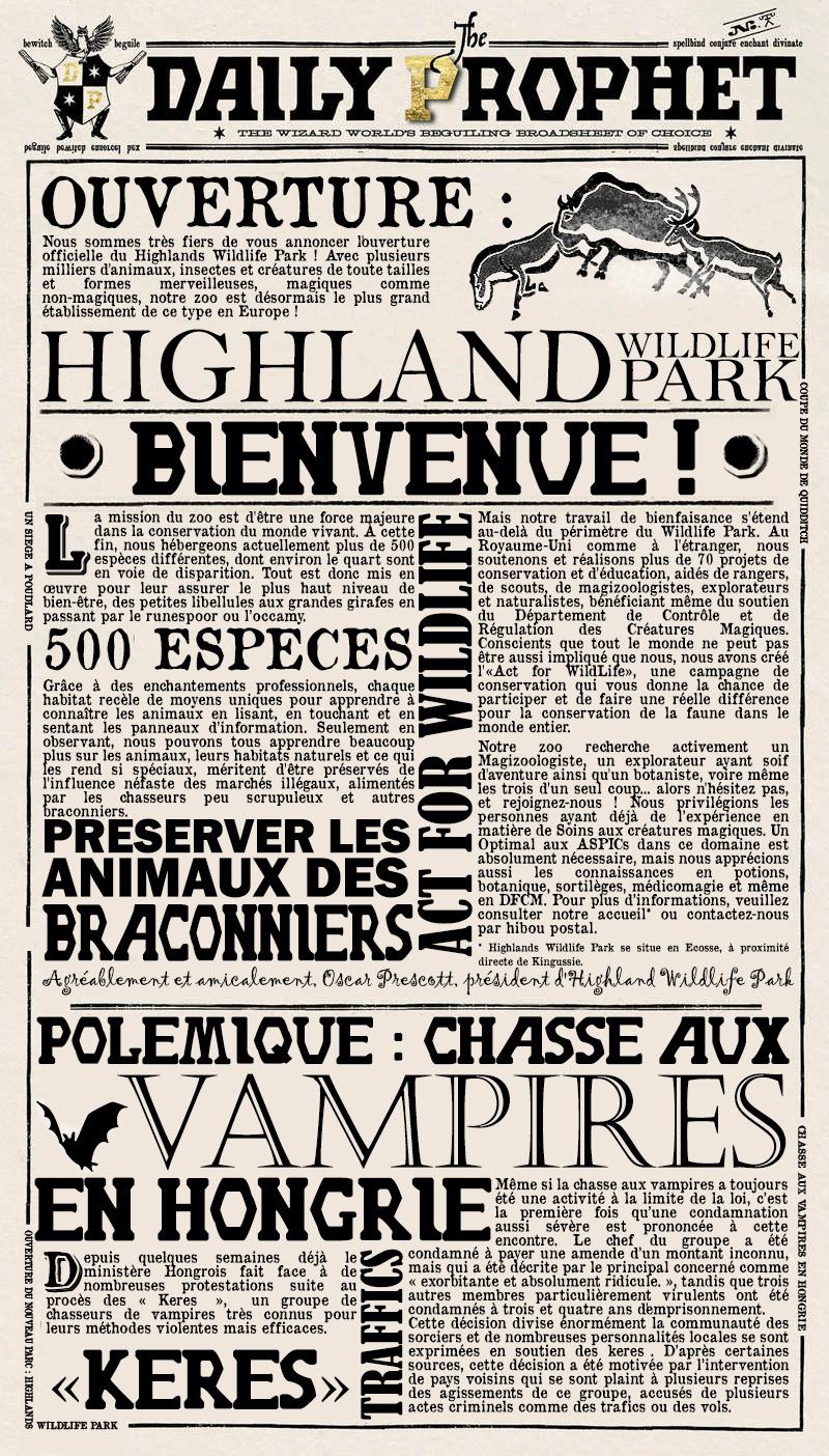 [ANNEXE] Anciennes Gazettes 15678111