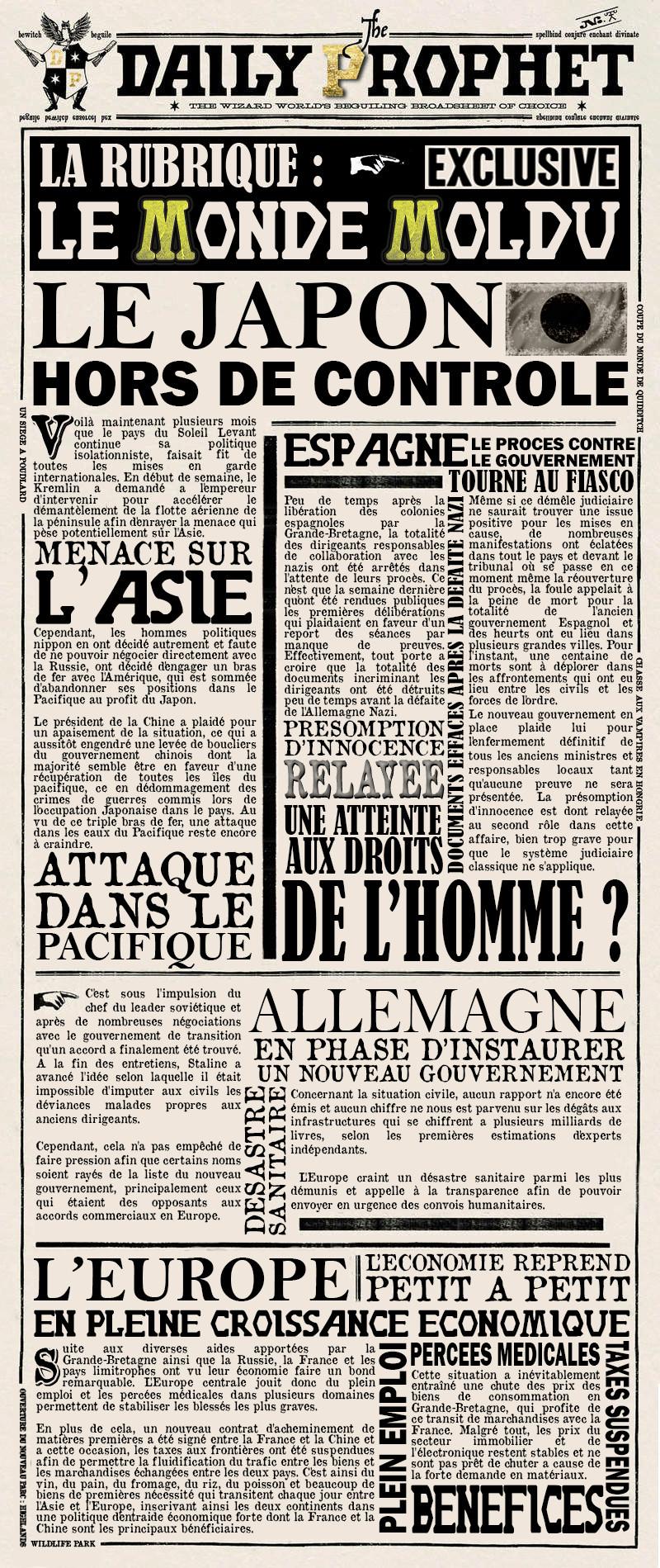 [ANNEXE] Anciennes Gazettes 15678114