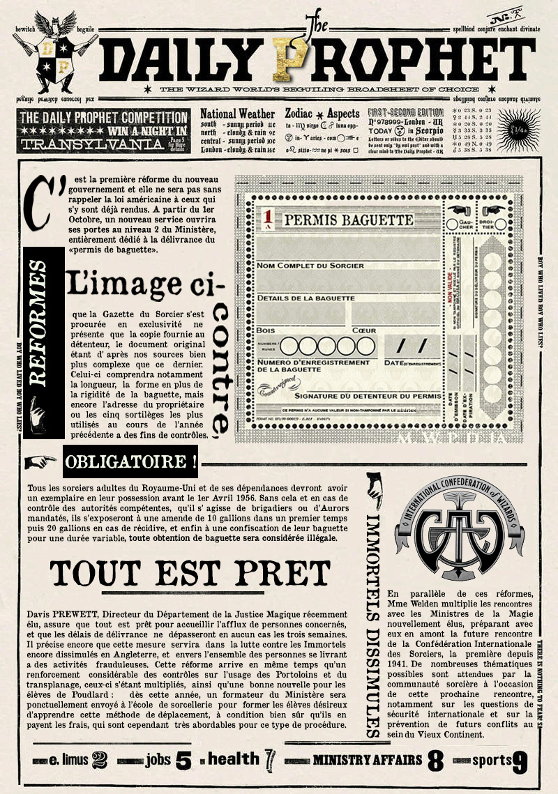[ANNEXE] Anciennes Gazettes 15678116
