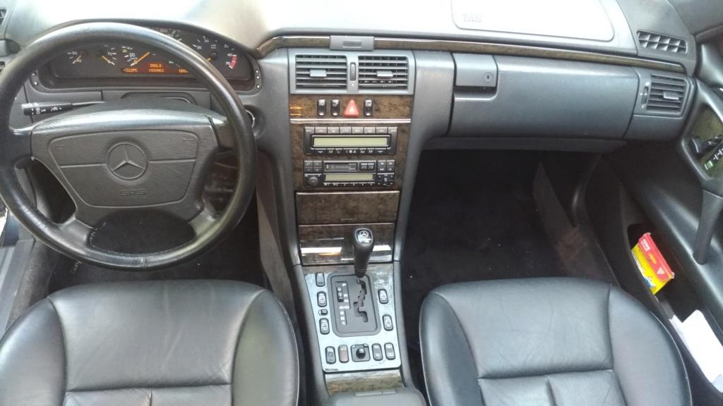 Vendo W210 E430 1998 P_201914