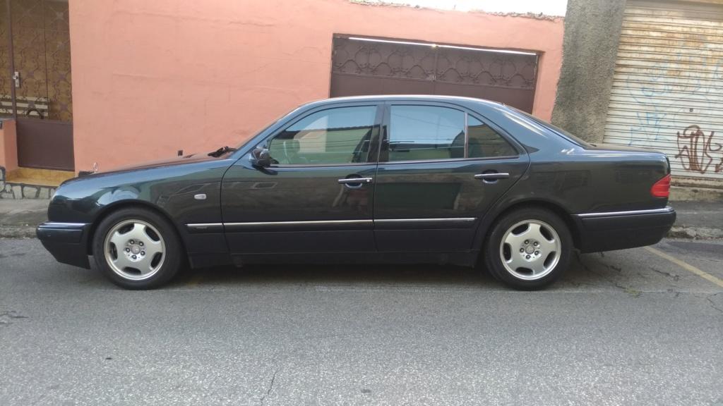 Vendo W210 E430 1998 P_201915