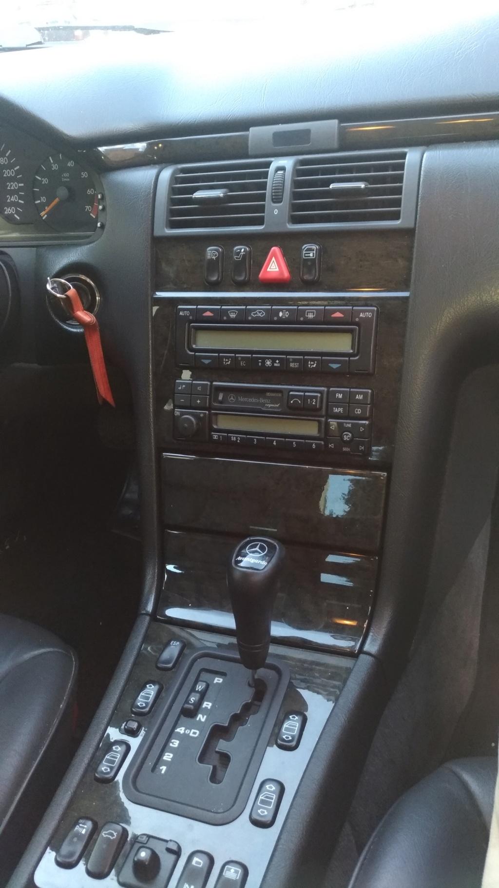 Vendo W210 E430 1998 P_201916