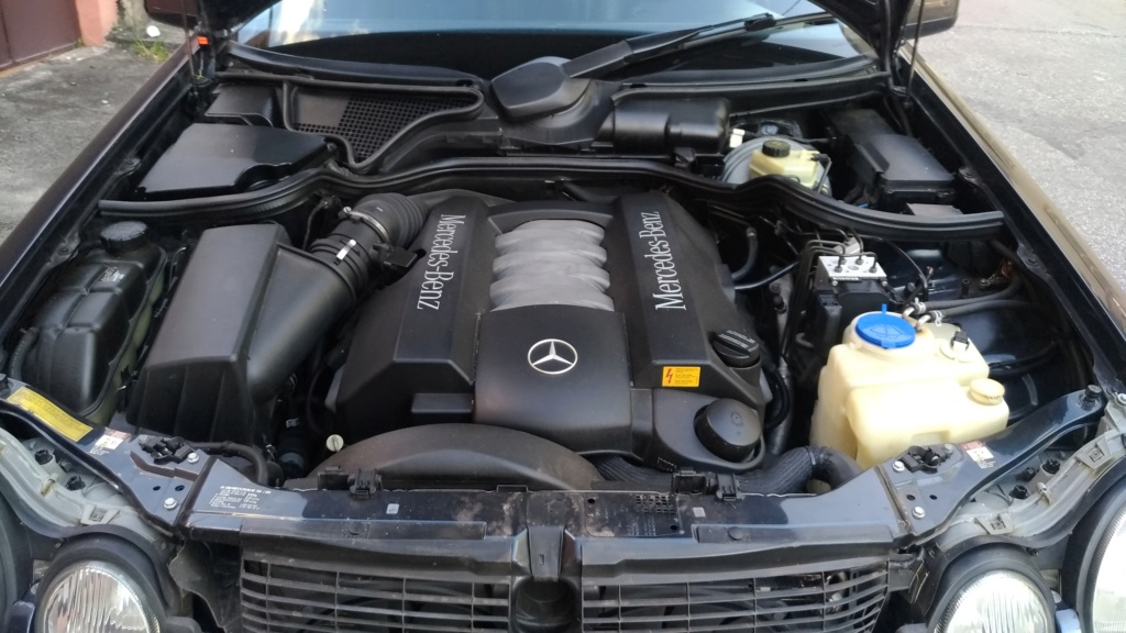 Vendo W210 E430 1998 P_201918