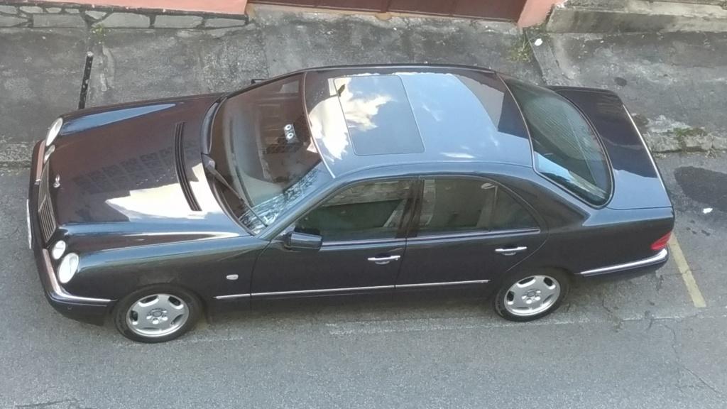 Vendo W210 E430 1998 P_201919