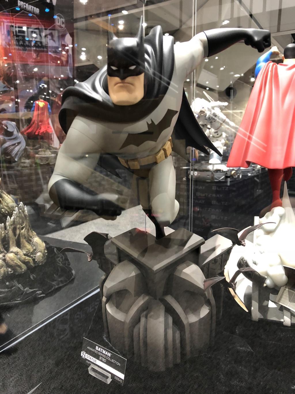 [Sideshow] DC Animated Series Collection-Batman 0_c48910