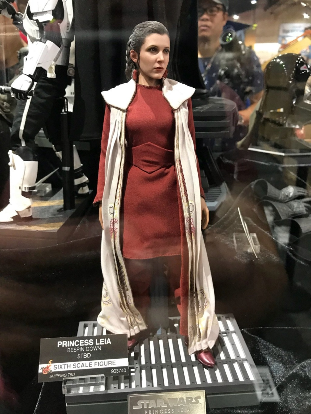[Hot Toys] -Star Wars EP. V - Leia (Bespin Gown Version) 1/6 10p2gd11