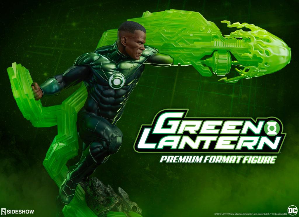 [Sideshow] Green Lantern John Stewart- Premiun Format 1125_p10