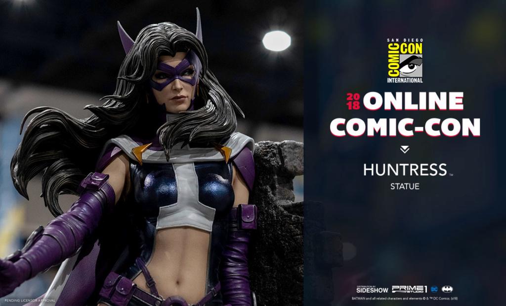 [Prime 1 Studio] - Batman: Hush -  Huntress 1/3 1125x622
