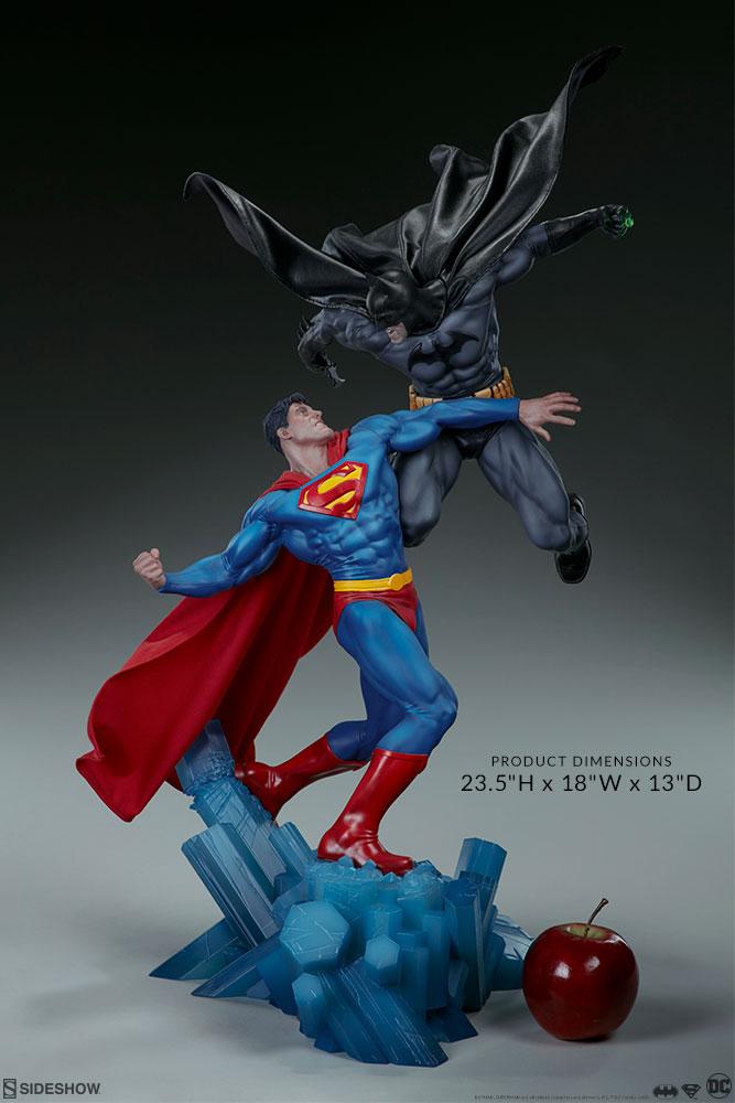[Sideshow] Batman vs Superman Diorama 20053911