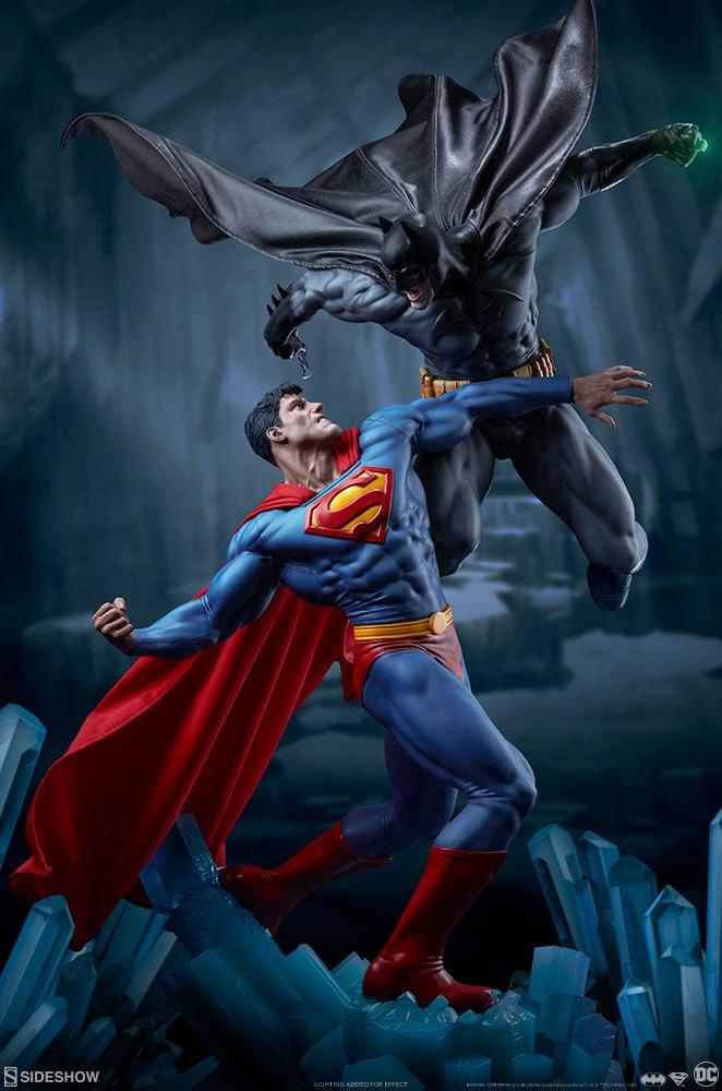 [Sideshow] Batman vs Superman Diorama 20053912
