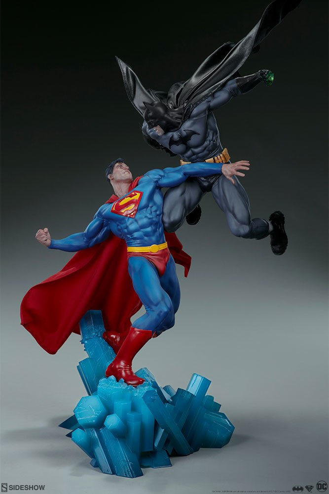 [Sideshow] Batman vs Superman Diorama 20053913