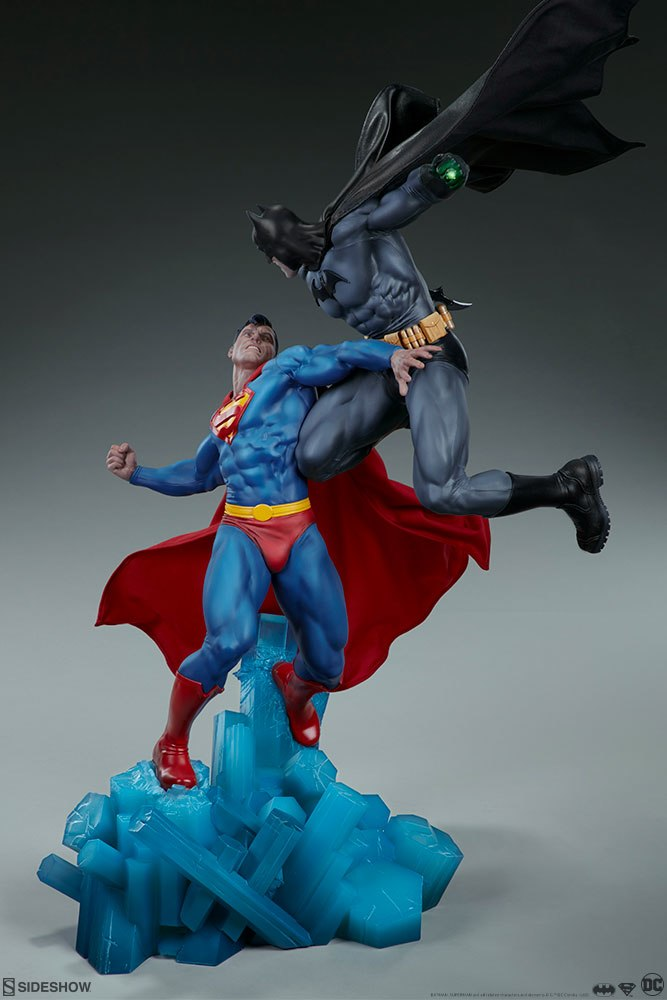 [Sideshow] Batman vs Superman Diorama 20053914