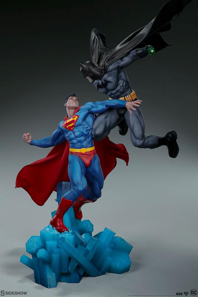 [Sideshow] Batman vs Superman Diorama 20053915