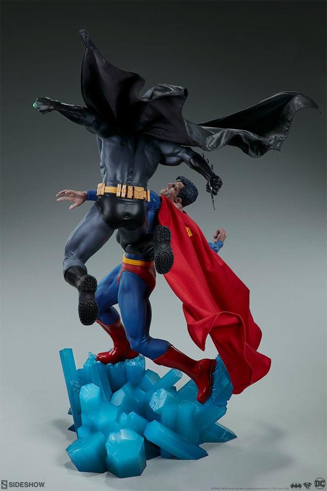 [Sideshow] Batman vs Superman Diorama 20053916