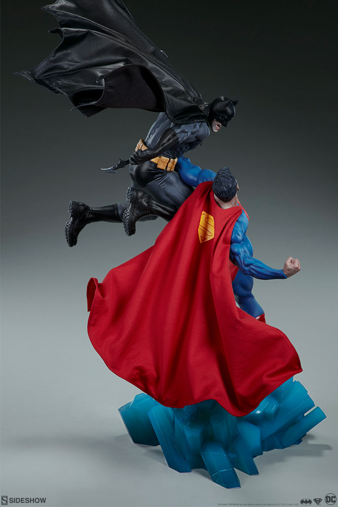 [Sideshow] Batman vs Superman Diorama 20053917