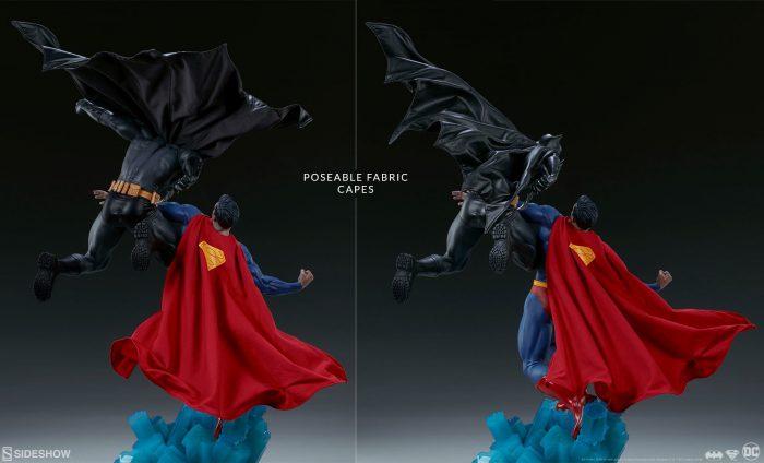 [Sideshow] Batman vs Superman Diorama 20053920