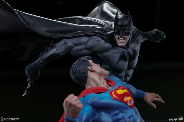 [Sideshow] Batman vs Superman Diorama 20053923