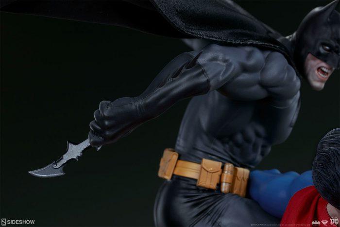 [Sideshow] Batman vs Superman Diorama 20053924