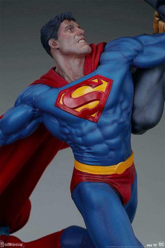 [Sideshow] Batman vs Superman Diorama 20053927