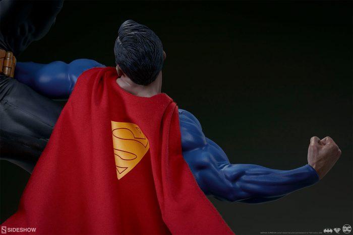 [Sideshow] Batman vs Superman Diorama 20053929