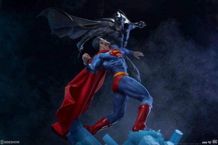 [Sideshow] Batman vs Superman Diorama 20053933