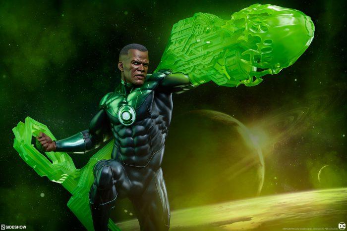 [Sideshow] Green Lantern John Stewart- Premiun Format 30067910