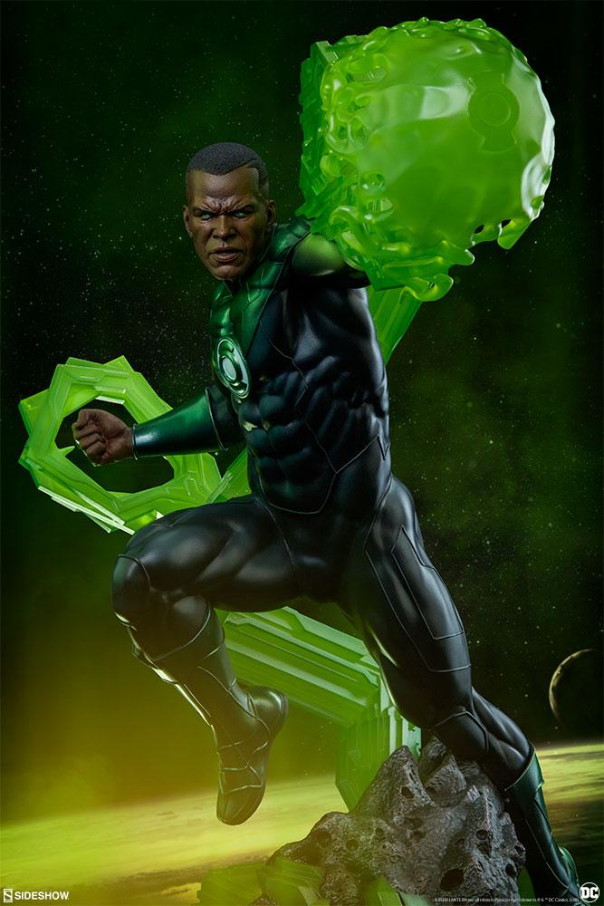 [Sideshow] Green Lantern John Stewart- Premiun Format 30067912