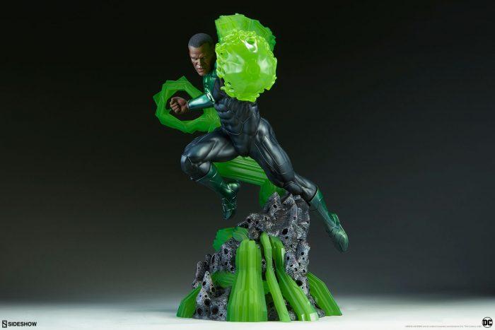 [Sideshow] Green Lantern John Stewart- Premiun Format 30067913