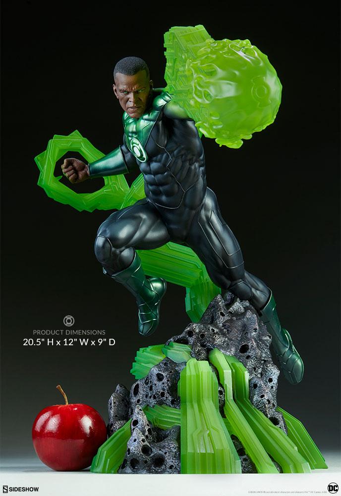 [Sideshow] Green Lantern John Stewart- Premiun Format 30067914