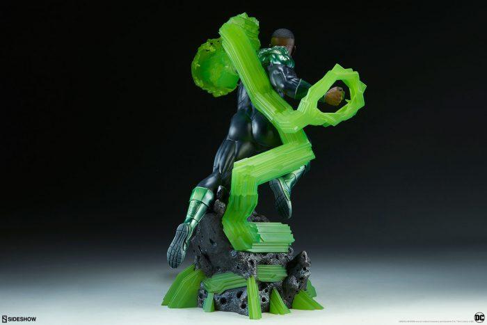 [Sideshow] Green Lantern John Stewart- Premiun Format 30067916