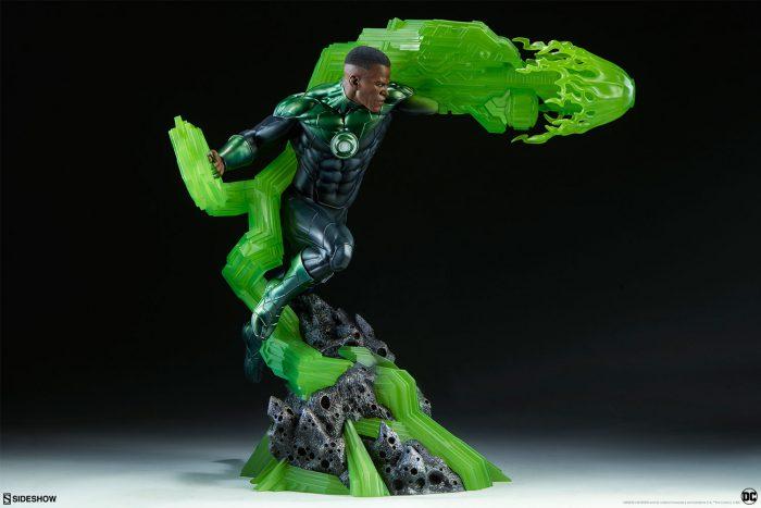 [Sideshow] Green Lantern John Stewart- Premiun Format 30067918