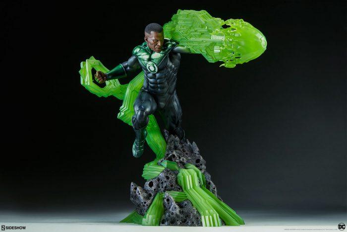 [Sideshow] Green Lantern John Stewart- Premiun Format 30067919