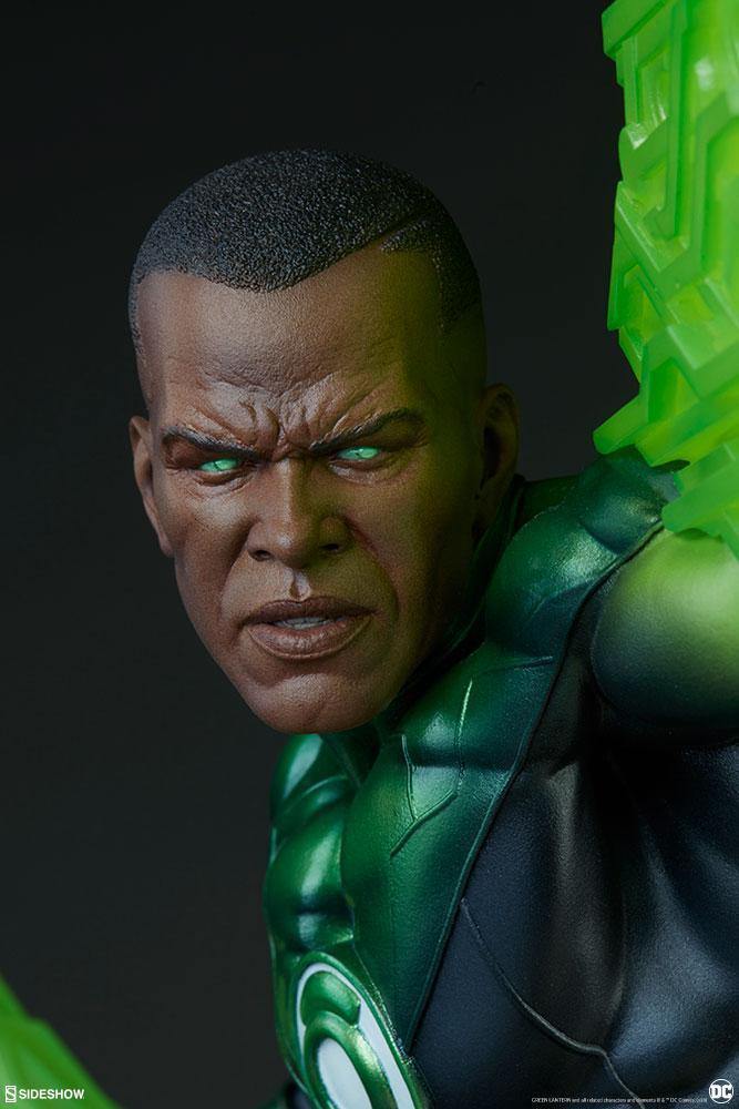[Sideshow] Green Lantern John Stewart- Premiun Format 30067920