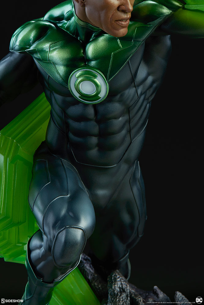 [Sideshow] Green Lantern John Stewart- Premiun Format 30067922