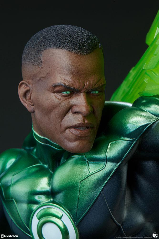 [Sideshow] Green Lantern John Stewart- Premiun Format 30067923