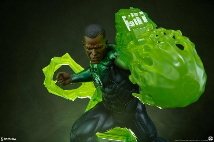[Sideshow] Green Lantern John Stewart- Premiun Format 30067926