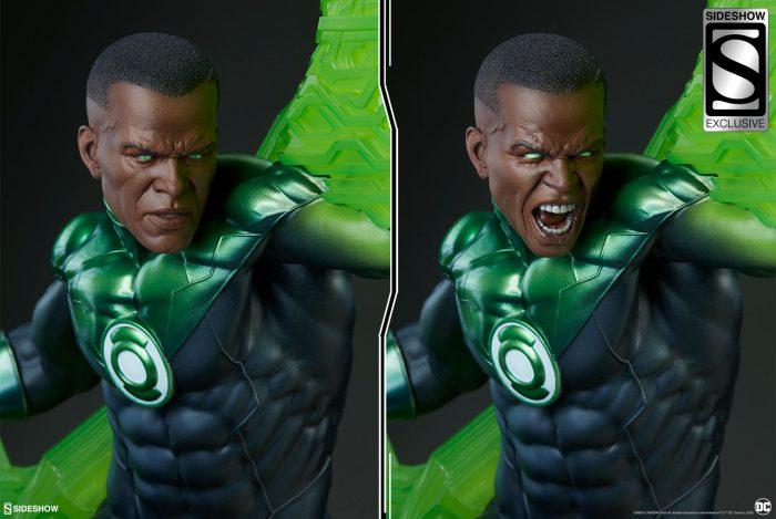[Sideshow] Green Lantern John Stewart- Premiun Format 30067930