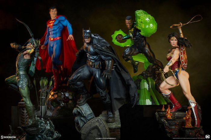 [Sideshow] Green Lantern John Stewart- Premiun Format 30067931