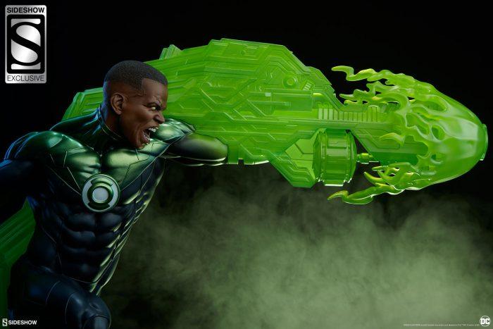 [Sideshow] Green Lantern John Stewart- Premiun Format 30067933