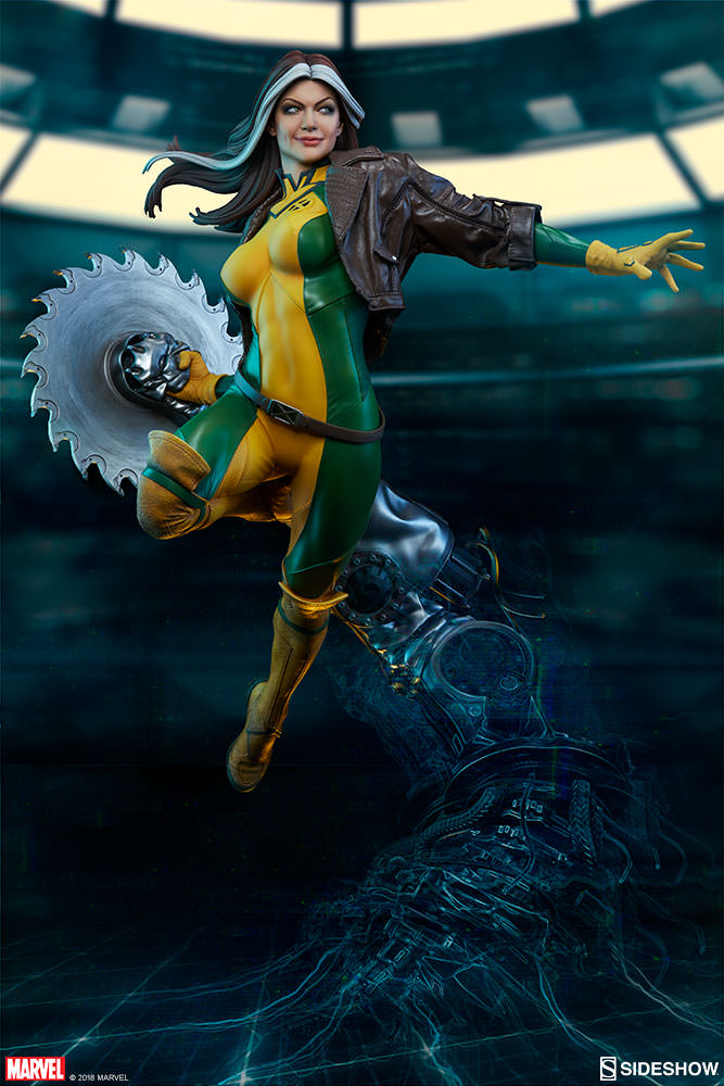 [Sideshow]-Rogue Maquette 30068710